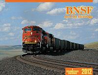 2012 BNSF Colar Calendar