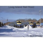 2012 Long Island Rail Road Color Calendar