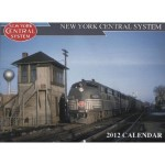 2012 New York Central System Color Calendar