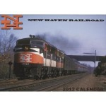 2012 New Haven Railroad Color Calendar