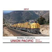2012  Union Pacific Color Calendar