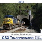 CSX Transportation 2012 Calendar