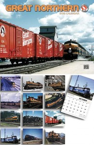 Great Northern 2012 Calendar