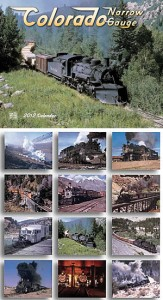 Colorado Narrow Gauge 2012 Calendar