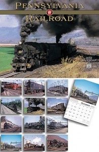 Pennsylvania Railroad 2012 Calendar