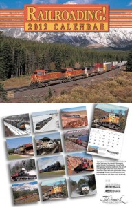 Railroading! 2012 Calendar