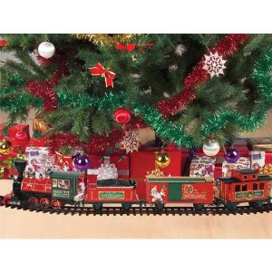 North pole christmas express train set review m15