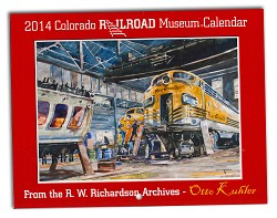 2014 Calendar - Colorado Railroad Museum