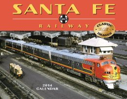 2014 Santa Fe Railroad