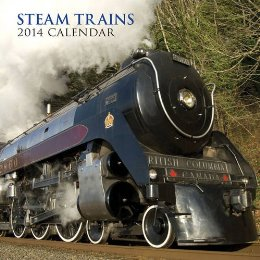 2014 Steam Trains Calendar