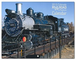 2015 Calendar - Colorado Railroad Museum