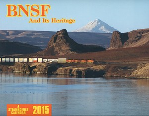 BNSF 2015 Calendar