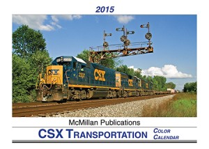 CSX 2015 Calendar