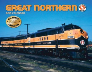 Great Northern 2015 Calendar