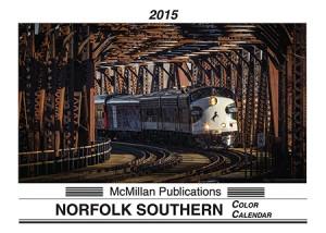 Norfolk Southern 2015 Calendar