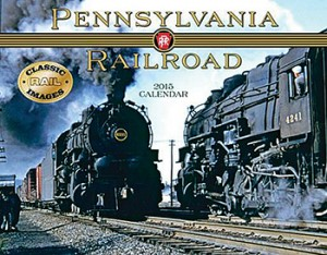 Pennsylvania Railroad 2015 Calendar