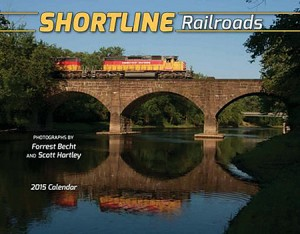Short Line Railroads 2015 Calendar