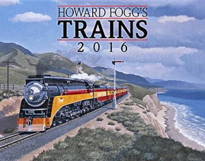 Howard Fogg 2016 Trains