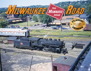 Milwaukee Road 2016 Calendar