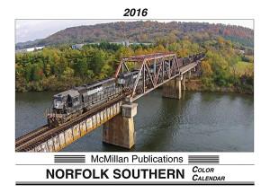 Norfolk Southern 2016 Calendar