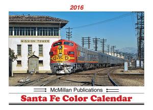 Santa Fe 2016 Color Calendar