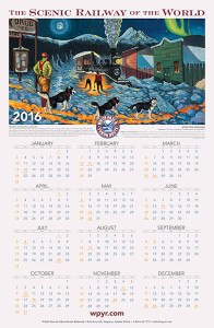 WP&YR 2016-Calendar