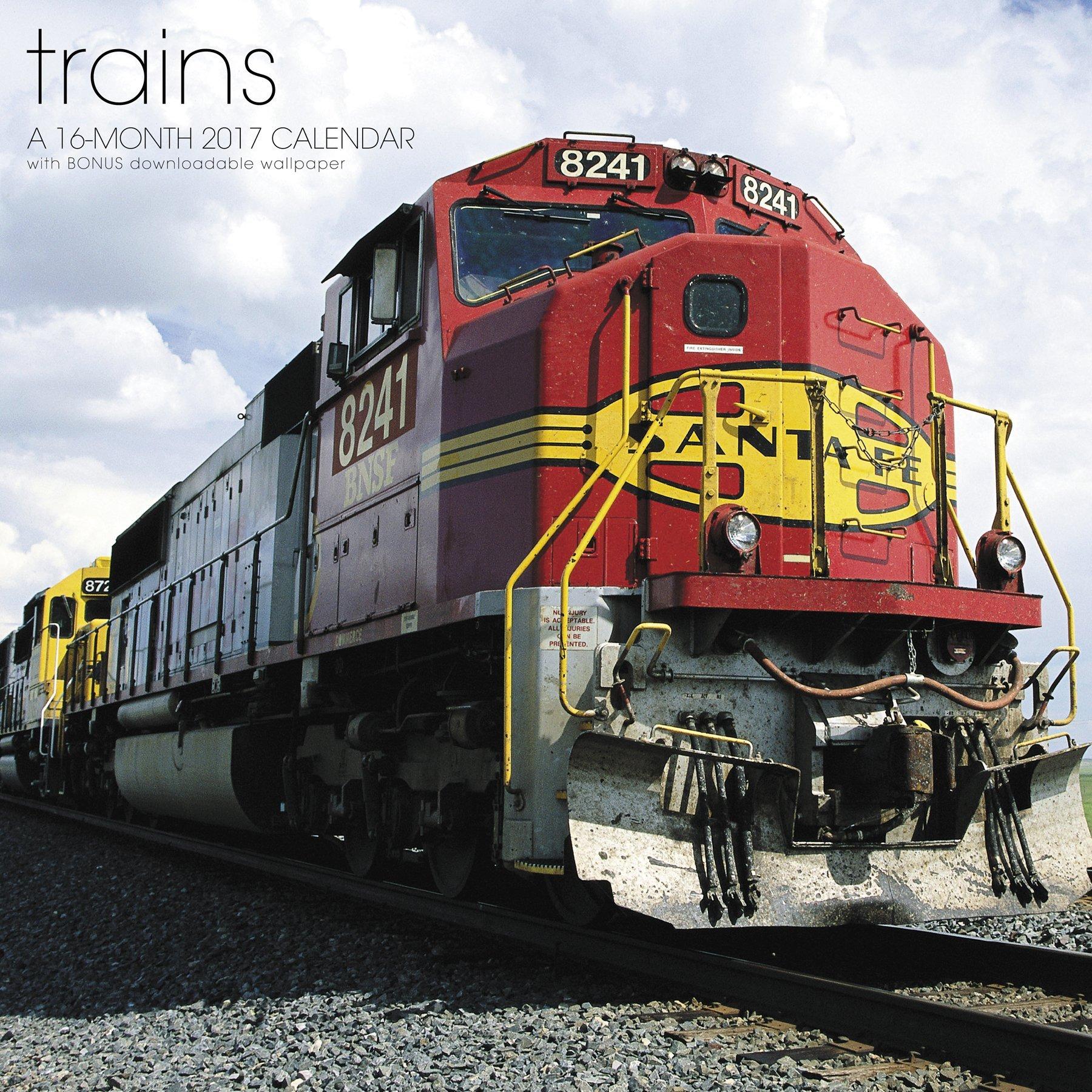 2017 trains