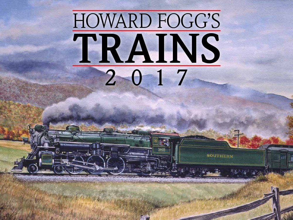 Howard Fogg's Trains 2017